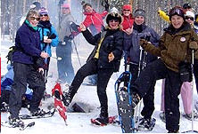 women at Crystal Mountain