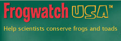 Frogwatch USA logo