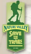 Nature Valley Save the Trails logo
