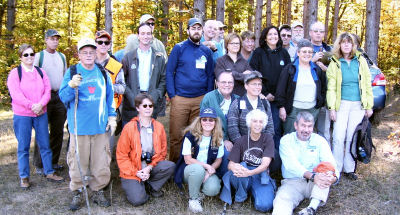 North Country Trail Triad 2008 participants