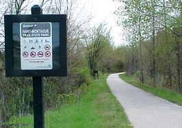 Hart-Montague Rail Trail